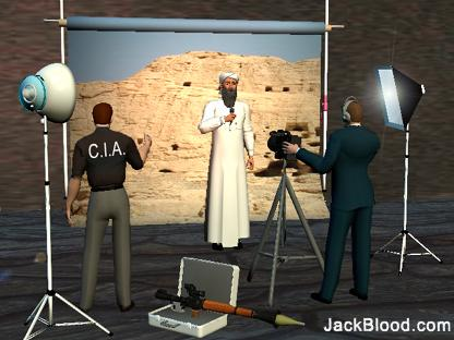 Image of CIA Osama Jack Blood