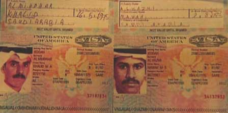 Image of Alhazmi and Almihdhar visas