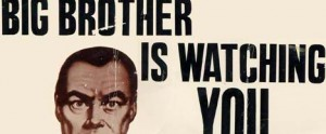 Big Brother is Watching You Graphic
