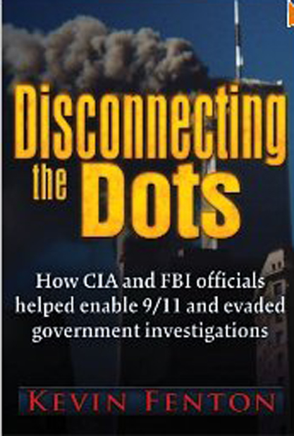 Cover image of Disconnecting the Dots by Kevin Fenton
