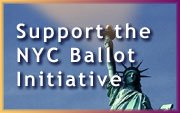 NYC Ballot Initiative