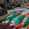 Image of Palestinian Funeral