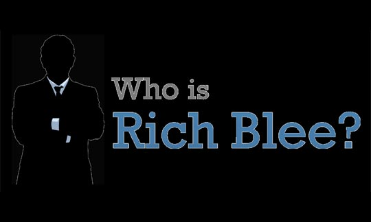 Image of Who is Richard Blee?