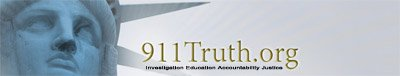 Image of 911Truth.org horizontal banner