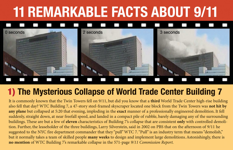 Image of the 11 Remarkable Facts Card
