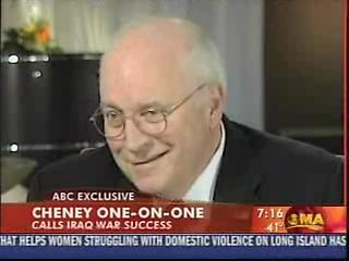Cheney Calls Iraq War a Success