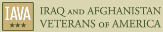 Banner of Iraq and Afghanistan Veterans of America
