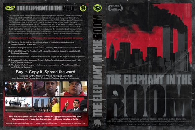 The Elephant In The Room (2008) Elephantdvdcover